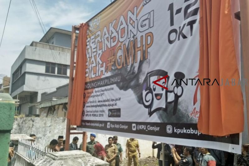 KPU berkoordinasi dengan Disdukcapil Cianjur validasi DPT