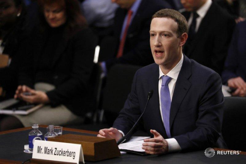 Mark Zuckerberg minta pemerintah perbarui regulasi Internet