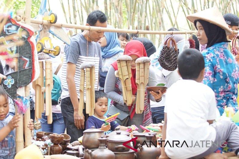Genpi gelar semarak Pasar Kebon Watu Gede