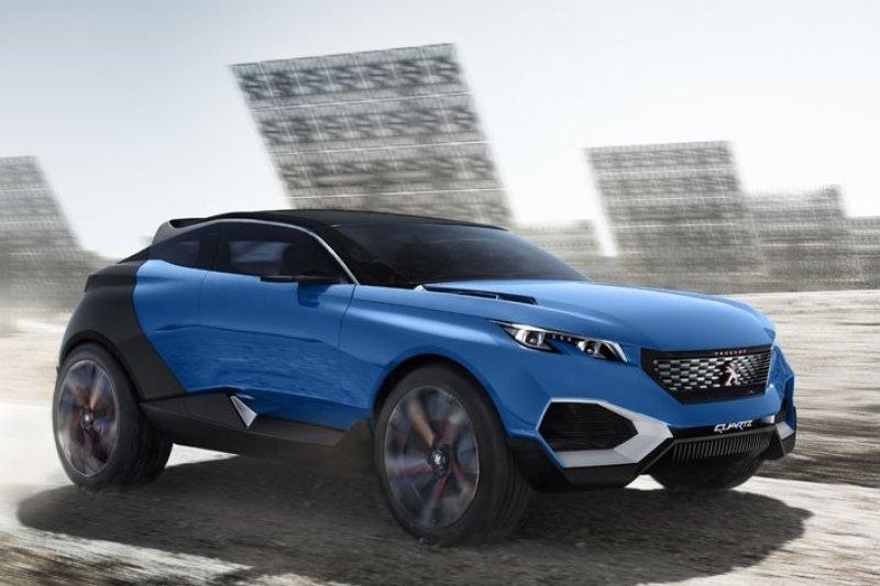 Peugeot rintis deretan mobil listrik bergaya sport