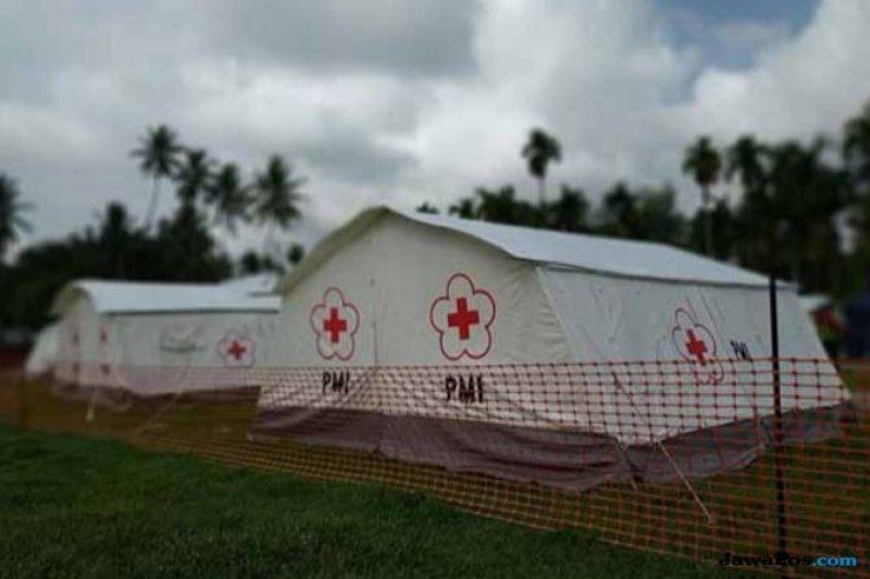 PMI dirikan klinik lapangan pemulihan pascagempa Sulteng