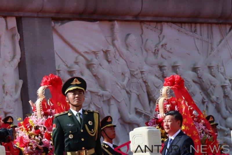 Presiden China berbelangsungkawa bagi korban tsunami Selat Sunda