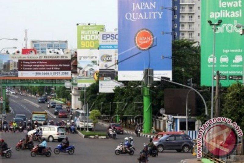 PAD pajak reklame di Bekasi masih kurang Rp66 miliar