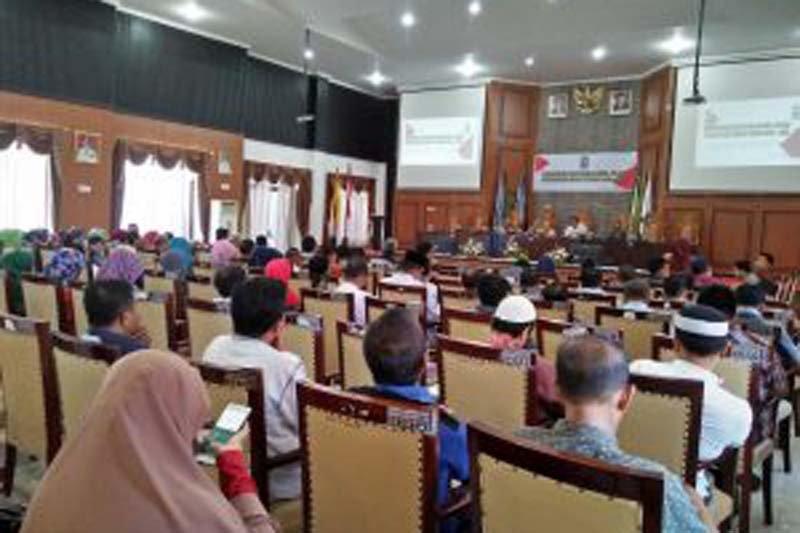 Pemkab Sinjai orientasi rancangan RPJMD 2018-2023