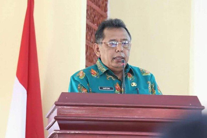 Sekda Seruyan berikan penjelasan tentang kasus Pelabuhan Segintung