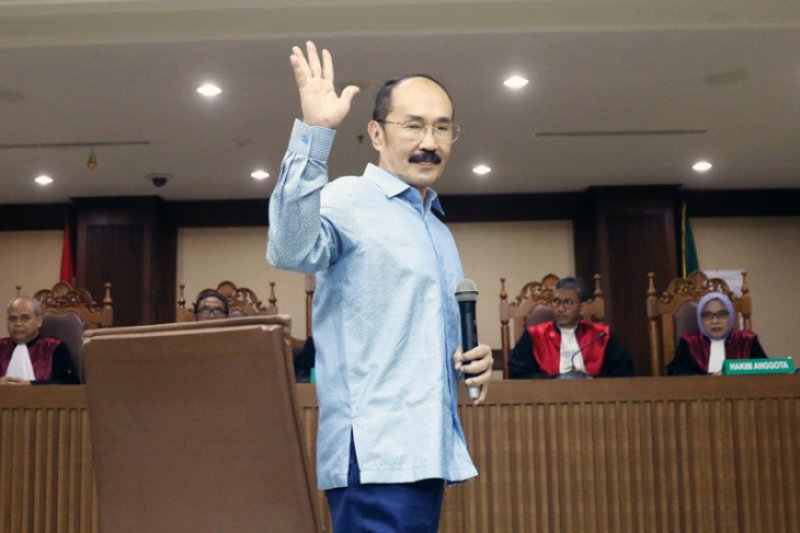 Fredrich Yunadi ajukan PK terkait kasus rintangi penyidikan Setnov