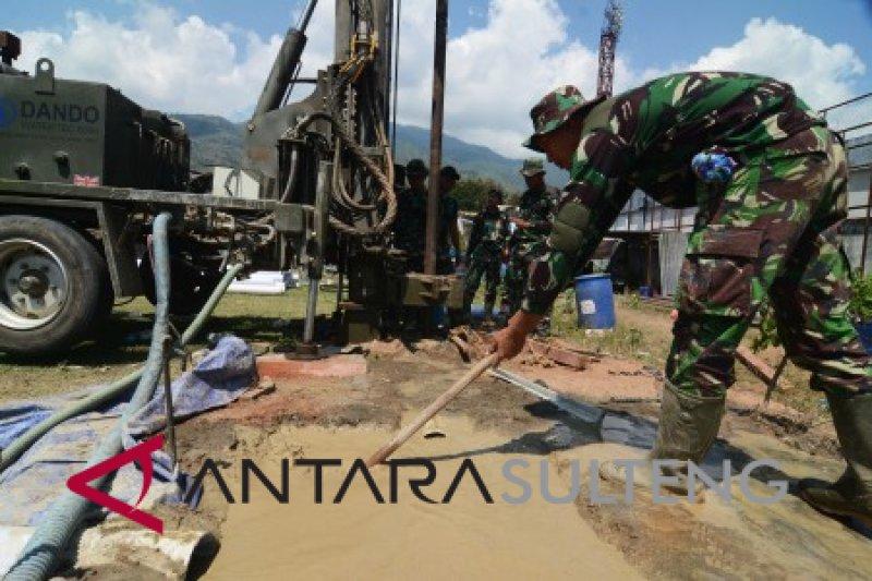 TNI-Polri Garut doa dan galang dana untuk korban Sulteng