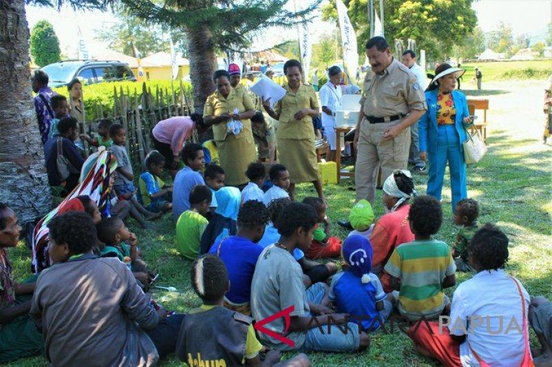 Dinkes Papua: Kemenkes perpanjang imunisasi MRP hingga Desember