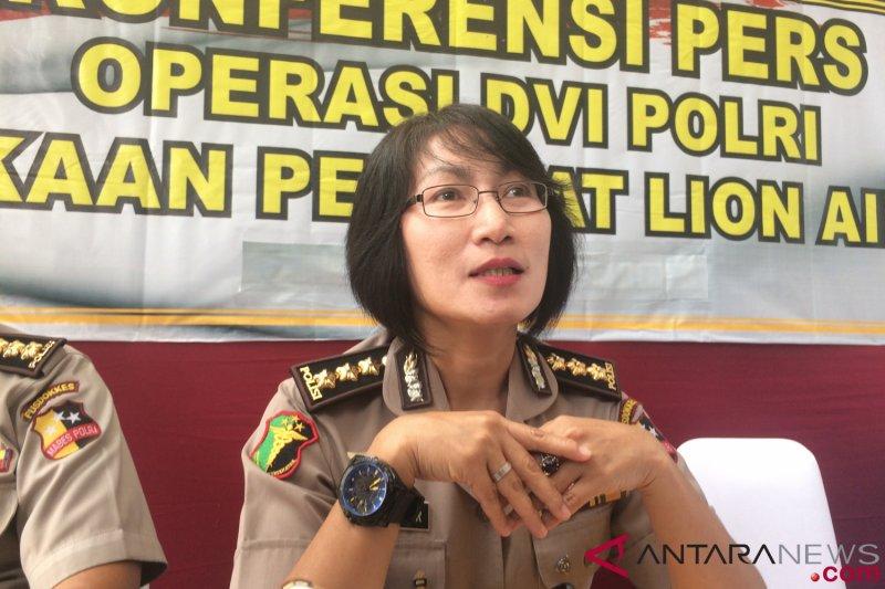 RS Polri sudah periksa 195 kantong jenazah korban JT 610