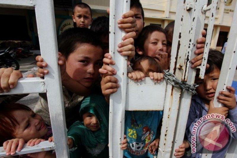 Pekanbaru membuka pintu 12 sekolah dasar untuk anak imigran