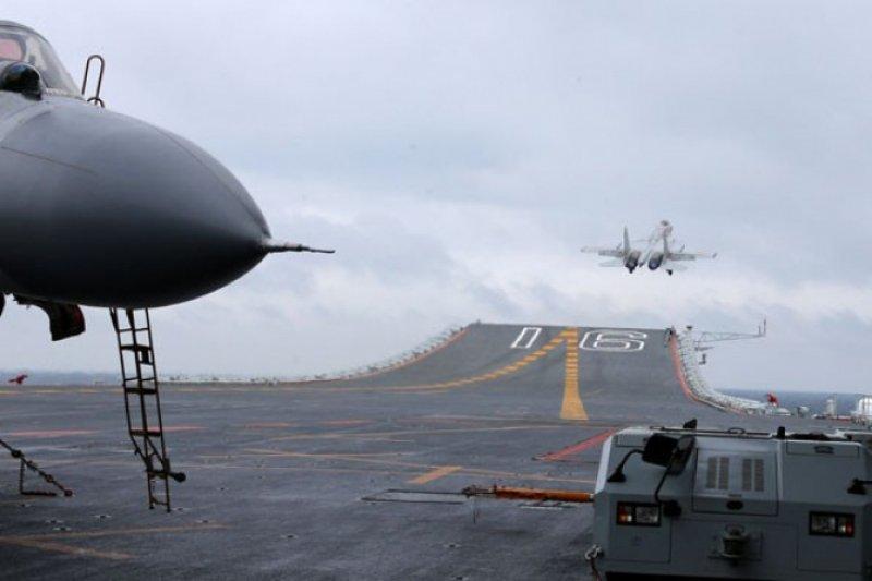 Pentagon: Uji coba rudal China di Laut China Selatan