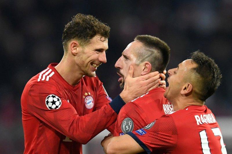 Rafinha hengkang dari Bayern Muenchen