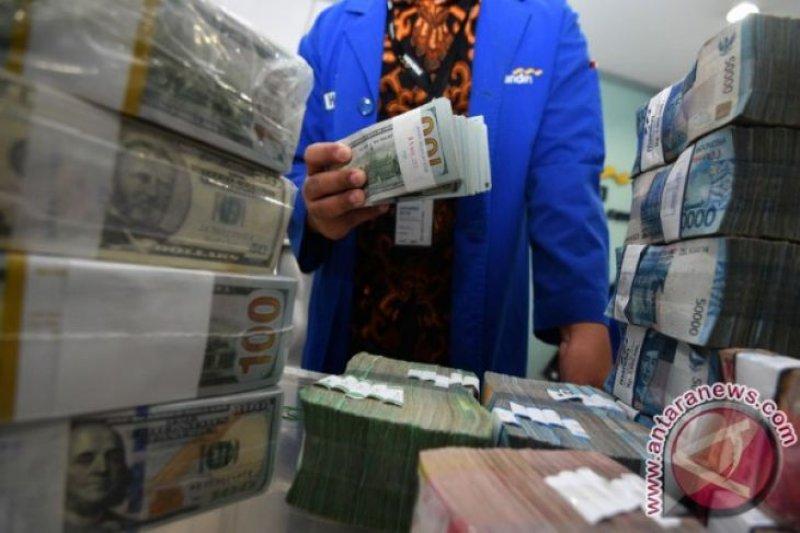 Cadangan devisa Indonesia naik jadi 123,8 miliar dolar AS pada akhir Juni