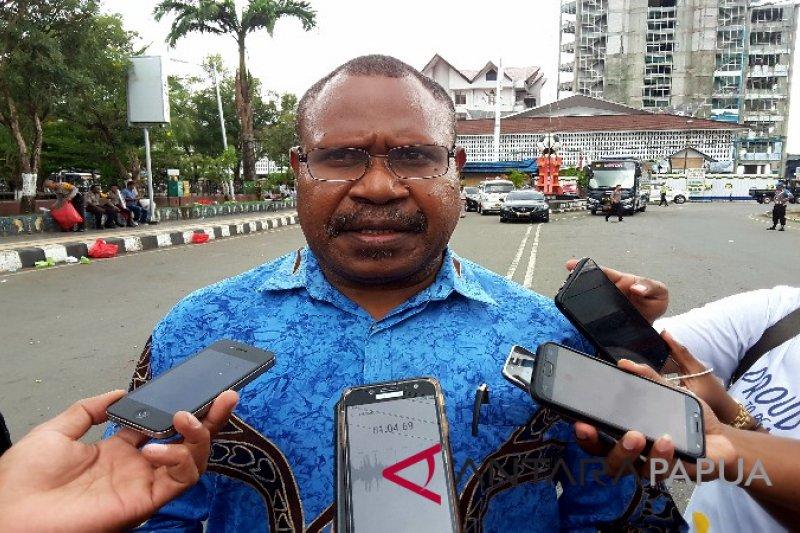 KPU Papua cermati DPT pemilu 2019