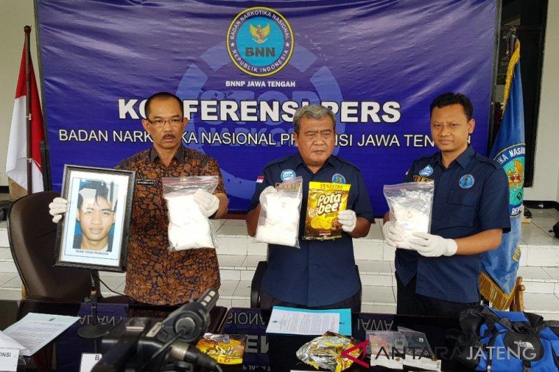 BNN Jateng tembak mati pengedar narkoba Jaringan Solo