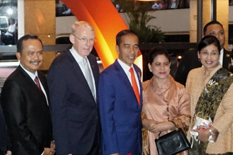 Presiden langsung ke Merauke sebelum mengikuti KTT APEC di PNG