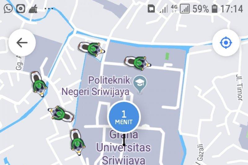 Tanggapan Gojek soal larangan pakai GPS