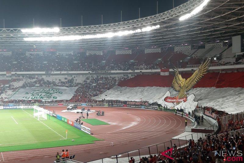 PSSI jual 25 ribu tiket laga Indonesia vs Vanuatu