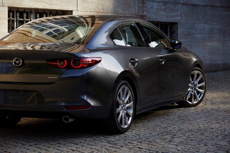 Mazda 3 2019 >> All New Mazda3 Meluncur Dijual Secara Global Mulai 2019