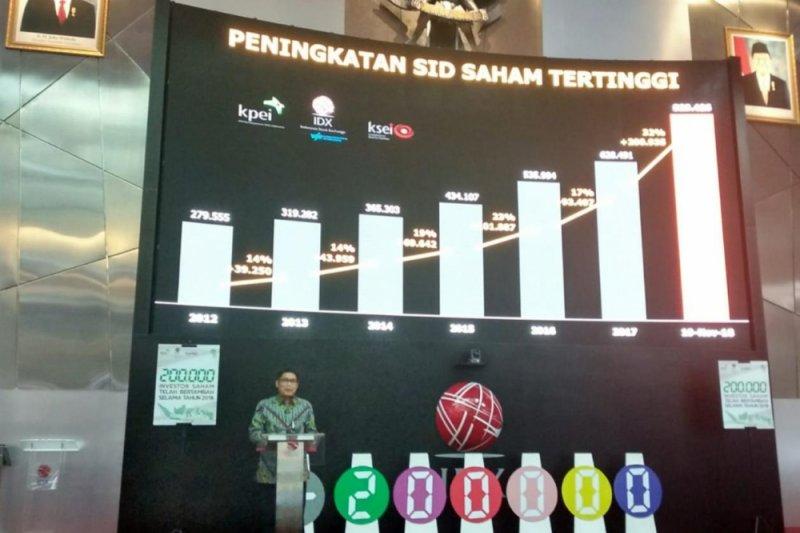 BEI: apresiasi IHSG wujud kepercayaan investor terhadap Pemilu