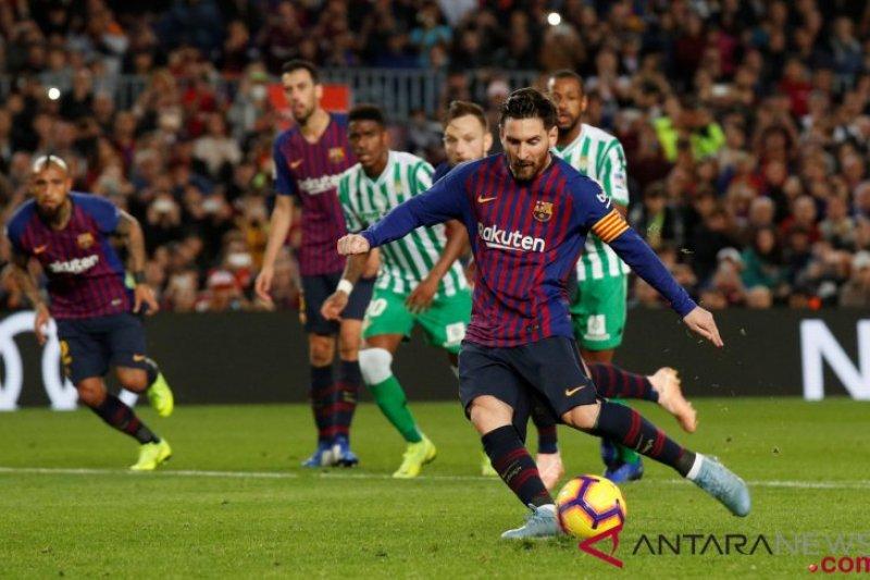 Barca terselamatkan gol dari Malcom di semifinal