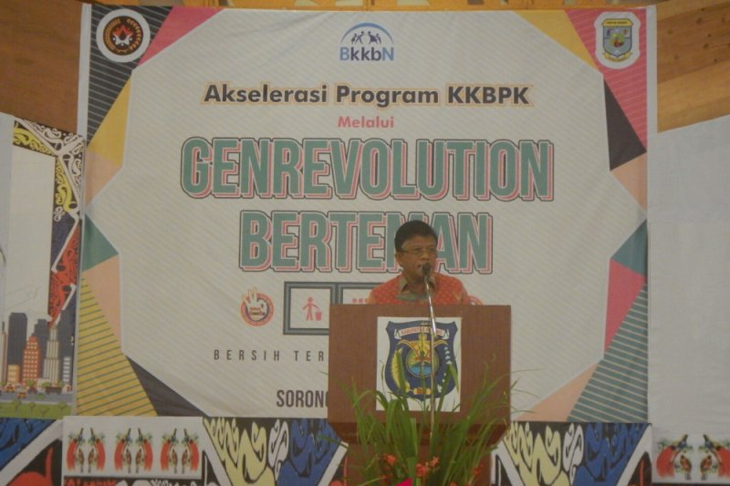 Kampung Binyeri-Papua disiapkan menjadi