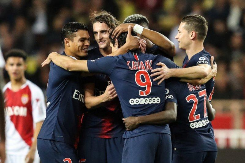 PSG dipermalukan Guingamp 1-2