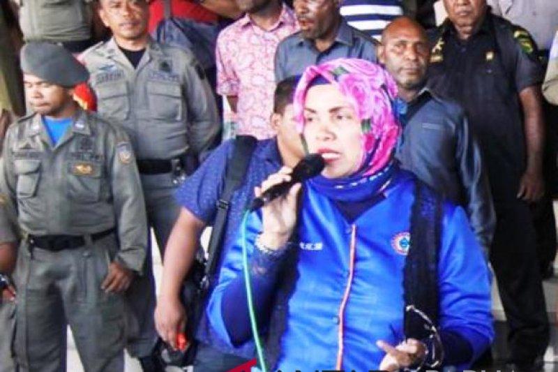 SPSI Papua menghendaki UMP 2019 untuk perusahaan menengah ke atas