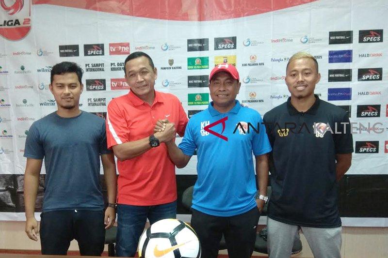Hadapi Aceh United, ini strategi Kalteng Putra