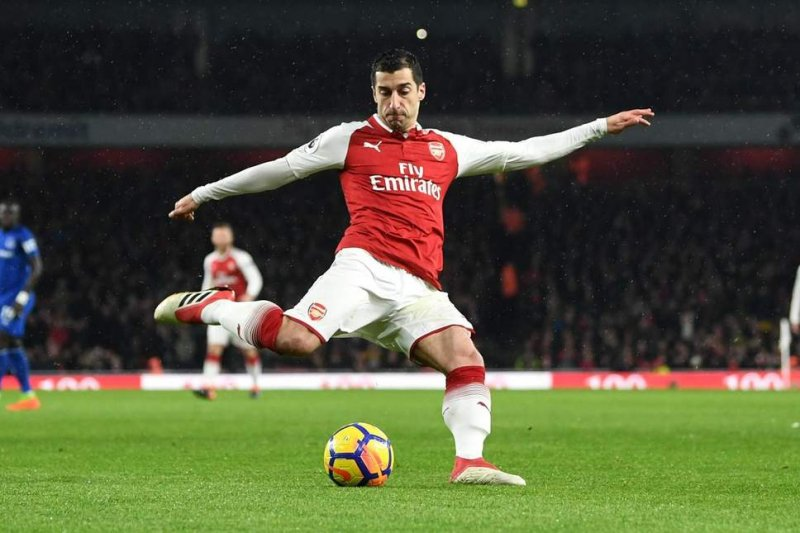 Mkhitaryan selamatkan Arsenal atas Wolverhampton