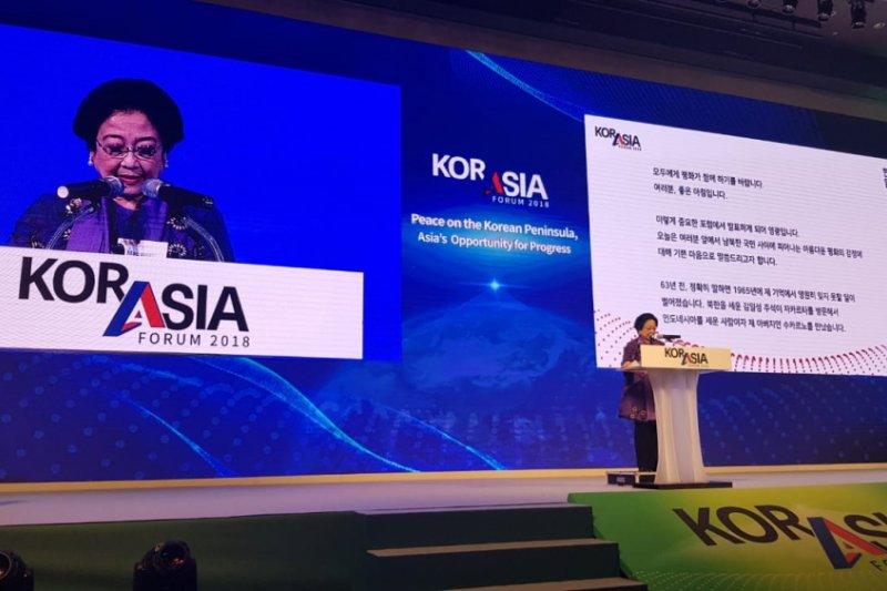 Dino sebut Indonesia bisa gunakan peran Megawati