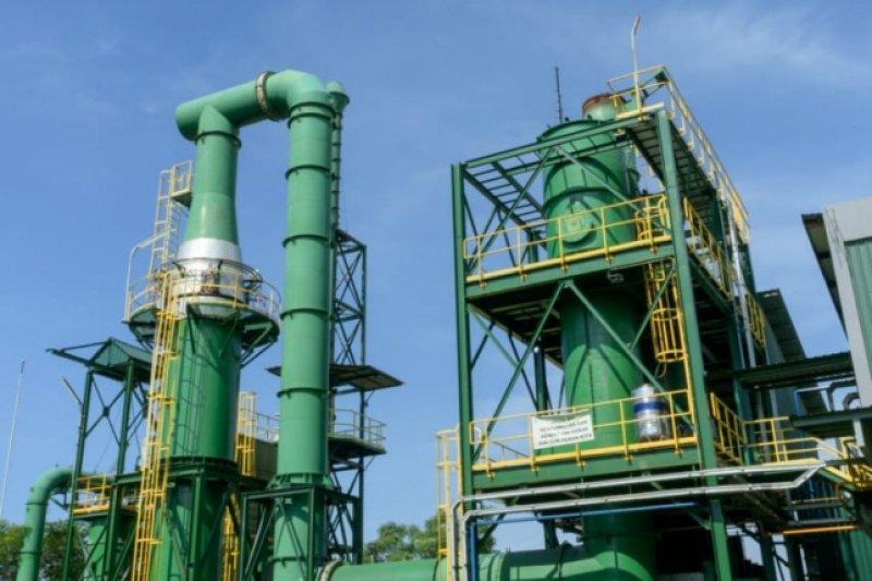 Perusahaan pengelolaan limbah medis milik BUMD Jabar beroperasi kembali