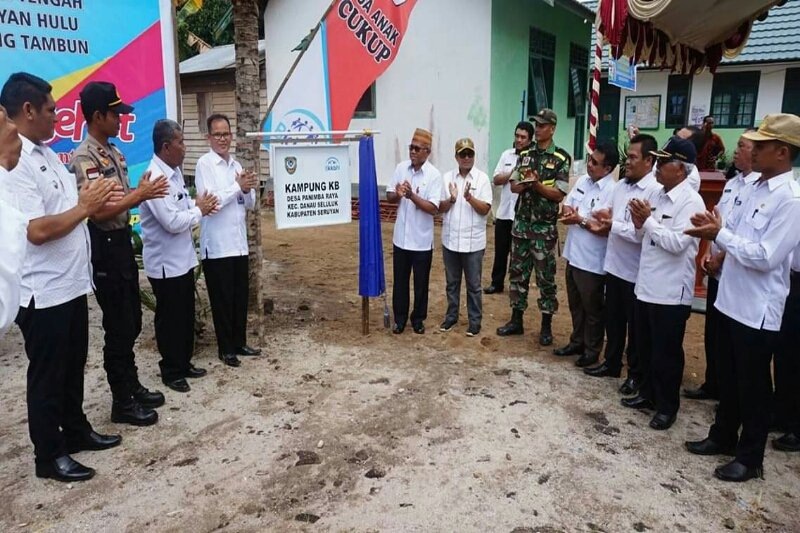 Program Kampung KB sasar delapan desa terpencil di Seruyan