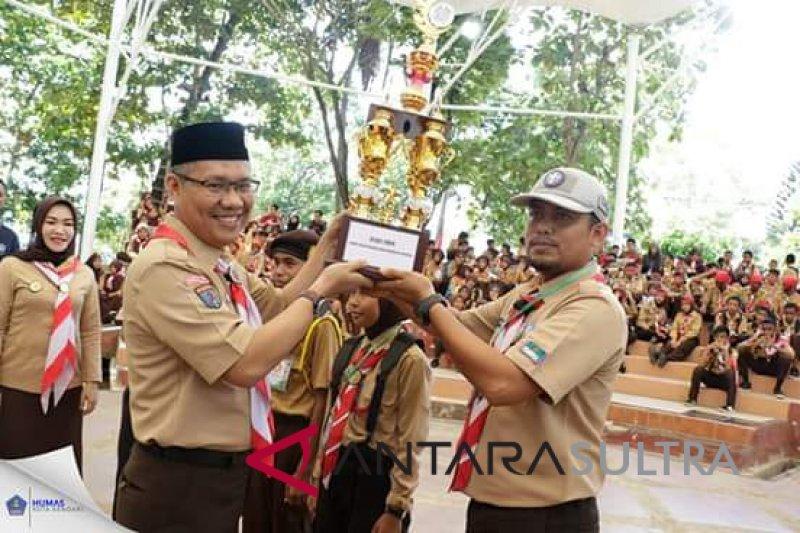 "Kwarcab Kendari gelar ""Day's Scout  Competition"" peringati HKN"