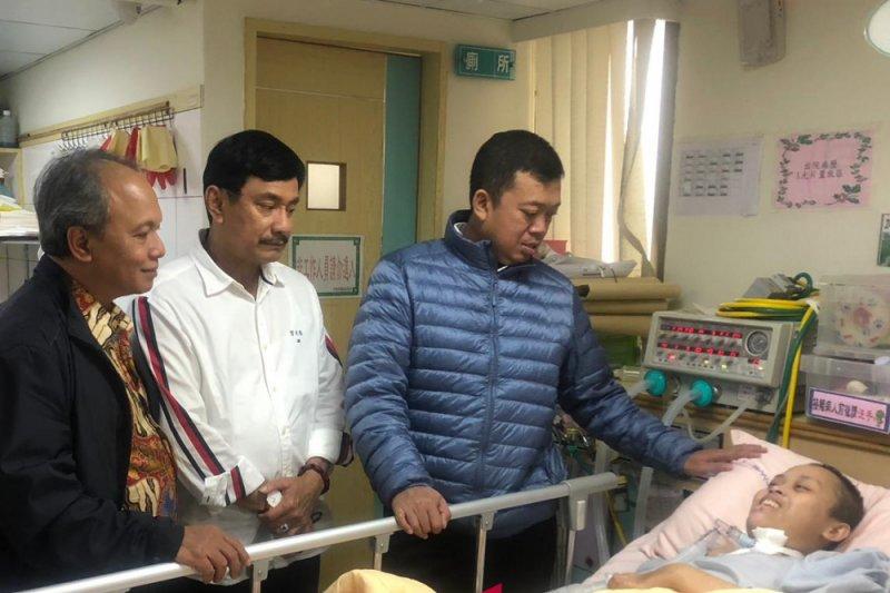 KDEI Taipei upayakan pemulangan pekerja migran Indonesia yang lumpuh