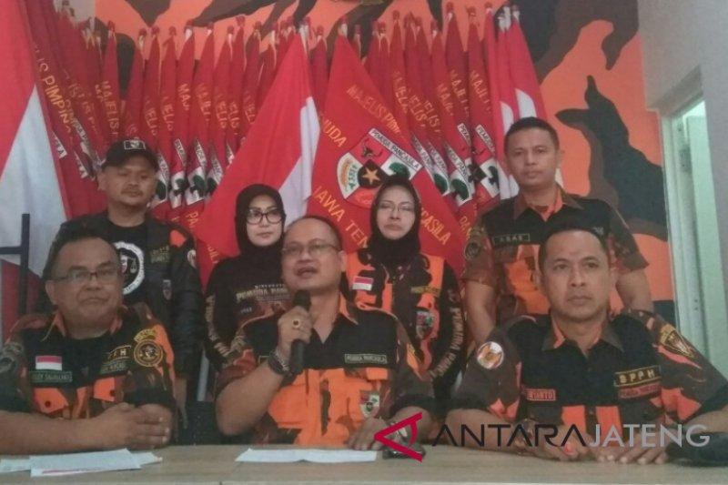 Pemuda Pancasila Jateng netral pada Pemilu 2019