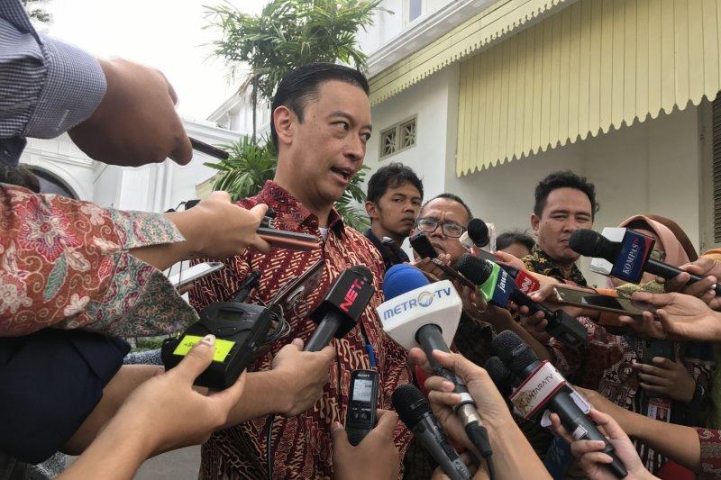 Menteri Ekonomi Jerman temui Jokowi ingin belajar dari Indonesia