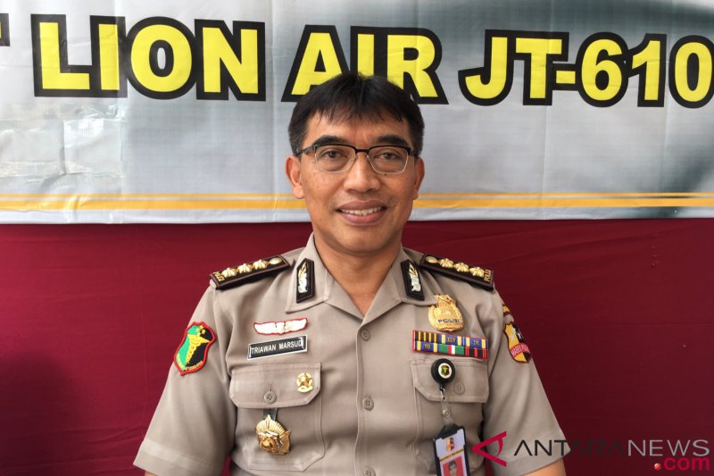 DVI sudah identifikasi 107 korban JT 610
