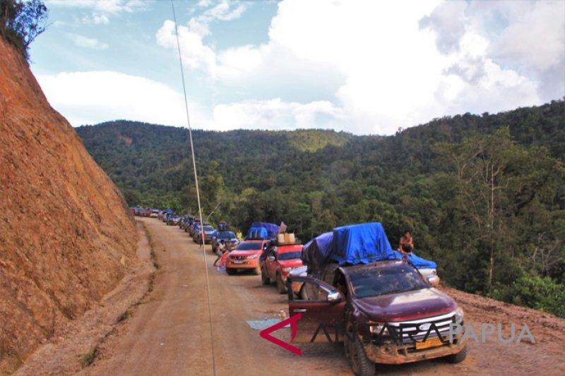 PJN: jalan transPapua dibuka setiap Minggu