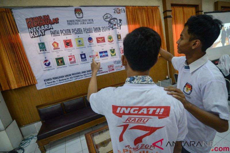 Pemilih pemula diharapkan gunakan hak pilih pada Pemilu 2019