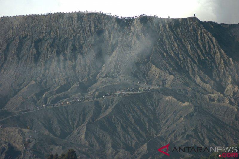 Gunung Bromo masih aman dikunjungi wisatawan