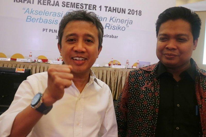PLN gratiskan sambung listrik 200 rumah di Makassar