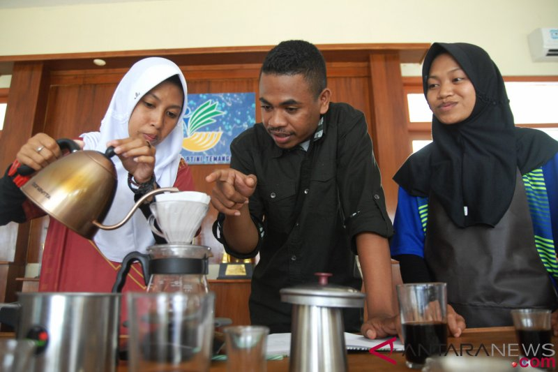BBRSPDI Temanggung rancang kurikulum edukasi kopi penyandang disabilitas