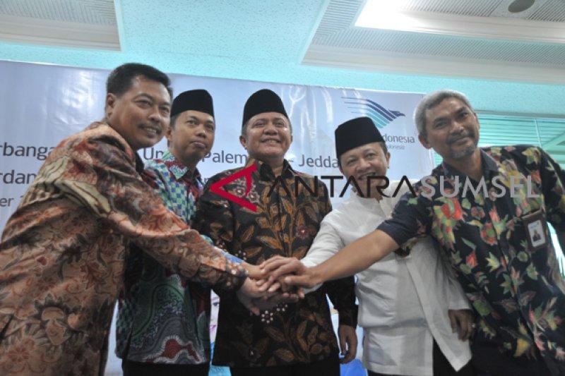 Rute baru Maskapai Garuda Indonesia di Palembang