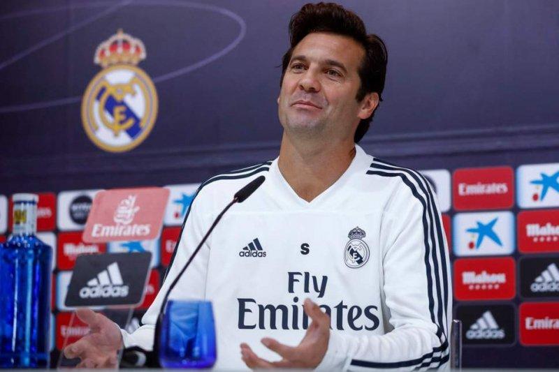 Pelatih Real Madrid menilai timnya lemah