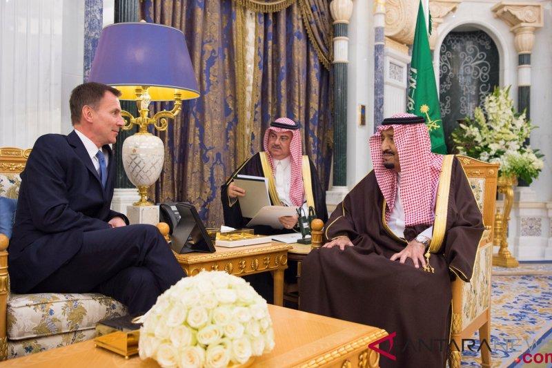 Menlu Inggris lihat ada harapan bagi pembicaraan perdamaian Yaman