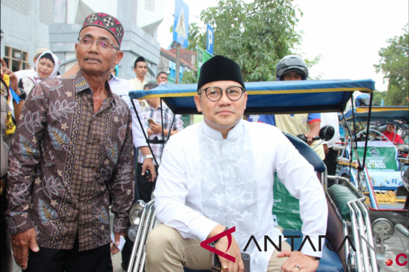 Kader di Kalteng ingin Cak Imin kembali memimpin PKB