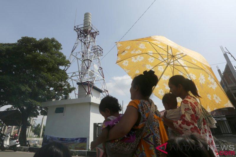 Iptek mitigasi bencana untuk penduduk Negeri Cicin Api