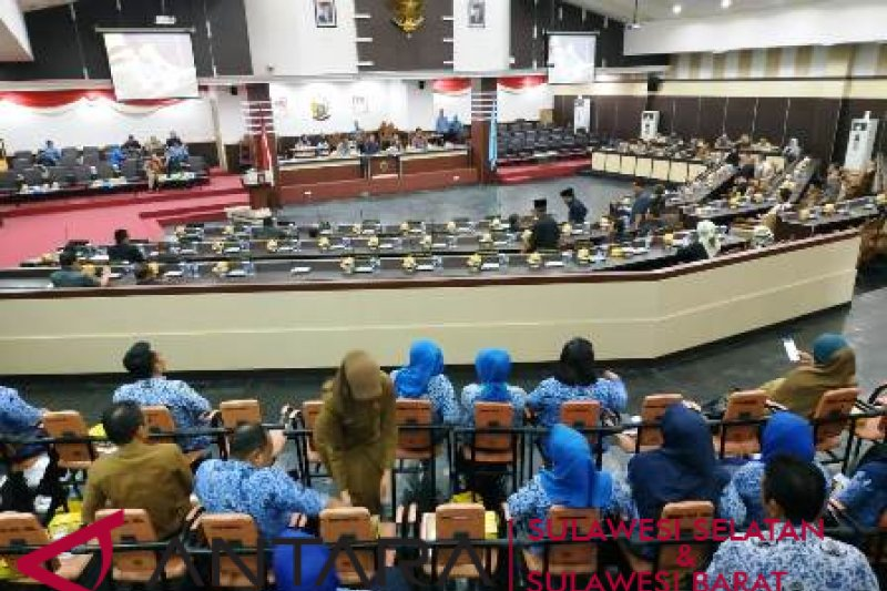 BK DPRD Sulsel umumkan legislator malas