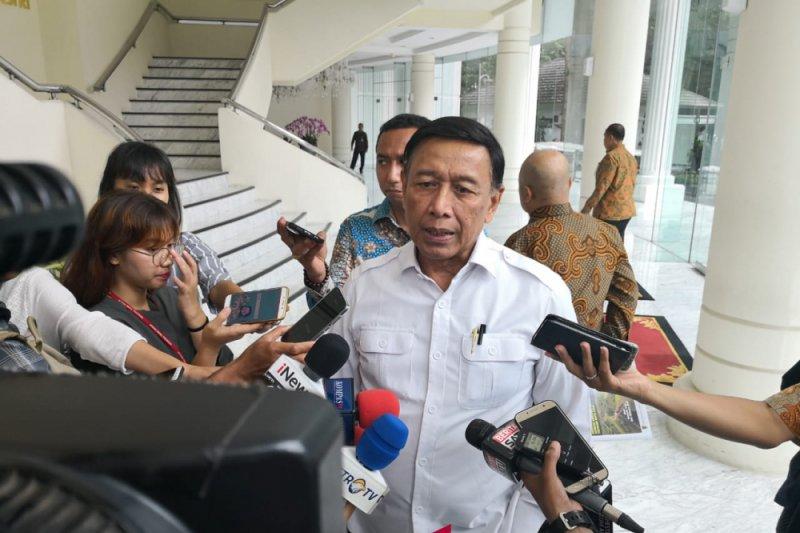 Wiranto berdialog dengan pemimpin ormas Islam